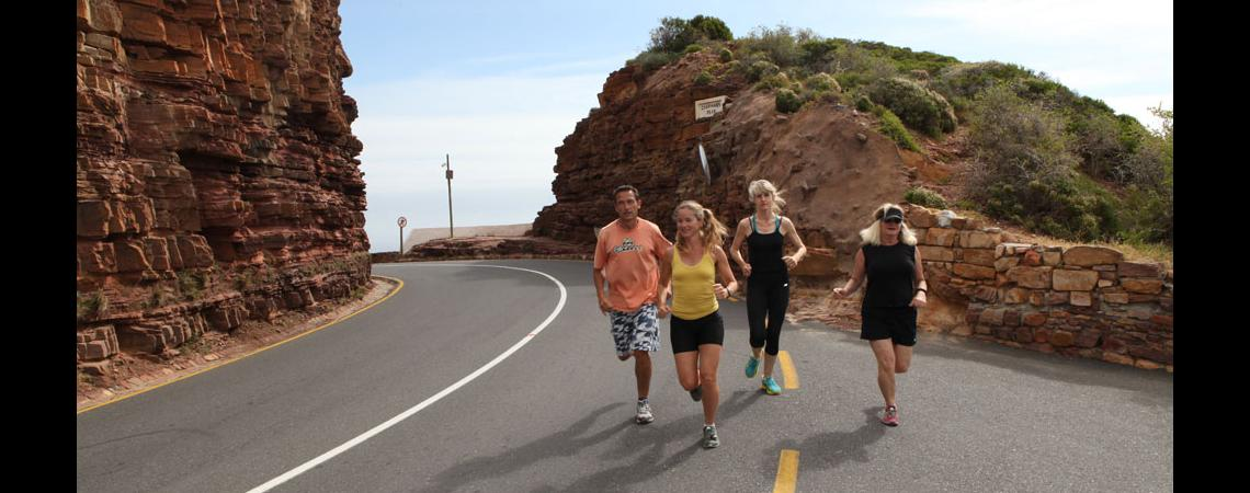 running down chappies
