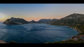 Hout Bay Views running